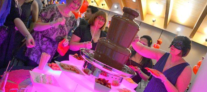 John Lewis Chocolate Fountain Hire