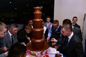 Chocolate Fountain Hire Company Birmingham - Chocolate Fountains R Us