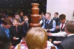 Prom Chocolate Fountain Hire Birmingham - Chocolate Fountains R Us