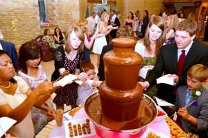 Chocolate Fountain Hire Company Brize Norton  - Chocolate Fountains R Us