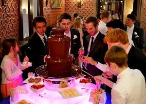 Chocolate Fountain Local Hire Chippenham - Chocolate Fountains R Us