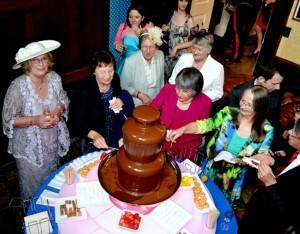 Chocolate Fountain Fondue Rental Company - Chocolate Fountains R Us