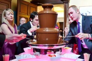 Chocolate Fountain Wedding Kinlet - Chocolate Fountains R Us