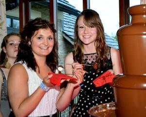 Chocolate Fountain Hire Bradford upon Avon - Chocolate Fountains R Us