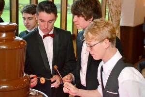 Prom Event Planner Bradford upon Avon - Chocolate Fountains R Us