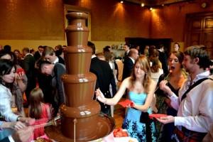 Chocolate Fountain Hire Company Tetbury - Chocolate Fountains R Us